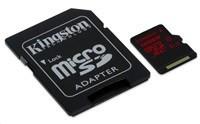 Kingston 128GB Micro SecureDigital