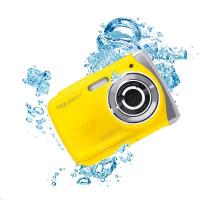 Easypix Aquapix W1024 Splash žlutý