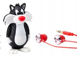 EMTEC MP3 přehrávač 8GB - Looney Tunes Série