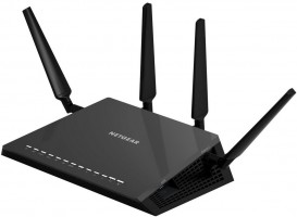 Netgear AC2600 Nighthawk X4S SMART WiFi Router Dual-Band Quad-Stream GbE