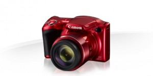 Canon PowerShot SX420 IS RED - 20MP, 42x zoom, 24-1008 mm, 3,0""