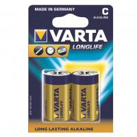 VARTA alkaline batteries R14