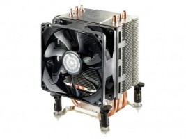Cooler Master cooler Hyper TX3i, Tower, 92mm 800-2200RPM, Intel LGA 115X/775