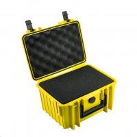 B&W International Type 2000 Žlutý vč. pěnové hmoty
