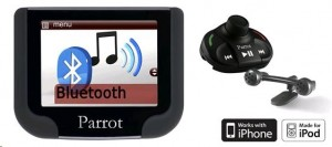 Parrot Bluetooth Car sada MKi9200 Střední Evropa