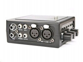 Azden FMX-DSLR Audiomixér s předzesilovačem