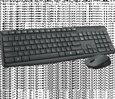 Logitech MK235 klávesnice (CZ) a myš