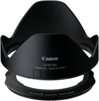 Canon LH-DC100 slunecni clona + FA-DC67B adaptér na objektiv
