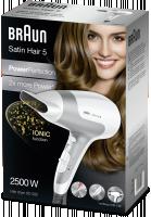 Braun Satin Hair 5 HD 580 vysoušeč vlasů