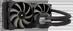 Corsair Hydro Series H115i Extreme CPU Cooler, 140 x312 x26 mm,