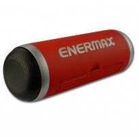 Enermax - Portable Bluetooth Speaker - EAS01 Red