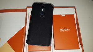Motorola Moto X Force, černý - BAZAR