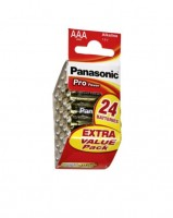1x24 Panasonic Pro Power Diamond Micro AAA