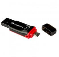 Transcend JetFlash 340 32GB OTG microUSB + USB 2.0
