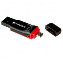 Transcend JetFlash 340 16GB OTG microUSB + USB 2.0