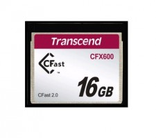 Transcend CFast 2.0 CFX600 16GB