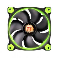 Thermaltake Fan 140mm Riing 14 LED Green