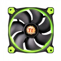 Thermaltake Fan 120mm Riing 12 LED Green