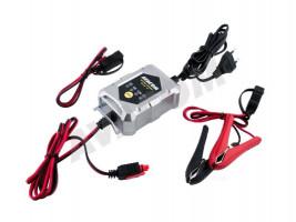 Automatická nabíječka AVACOM 6V/12V 1A pro olověné AGM/GEL akumulátory