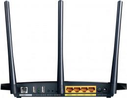 ADSL router TP-Link TD-W8980B (německá verze) ADSL2+ MODEM, USB, 4xGigabit LAN /WIFI 2,4GHz 300Mbps a 5GHz 300 Mbps