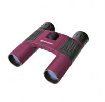 Bresser Topas kapesní dalekohled 10x25 červená