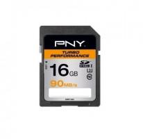 PNY Technologies SDHC Turbo Perf 16 GB