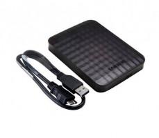Maxtor externí HDD M3 Portable 2.5'' 2TB, USB3, černý - STSHX-M201TCBM