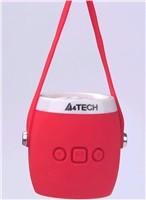 A4Tech BTS-06 voděodolný Bluetooth 4.0. reproduktor, červený