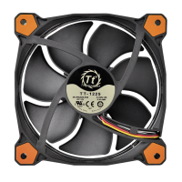 Thermaltake Fan 120mm Riing 12 LED Orange