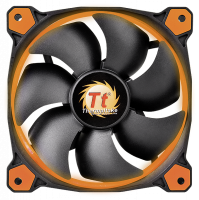 Thermaltake Fan 120mm Riing 12 LED Orange