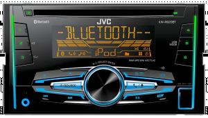 JVC KW-R920BT autorádio