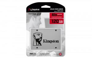 Kingston Flash 120GB SSDNow UV400 SATA 3 2.5