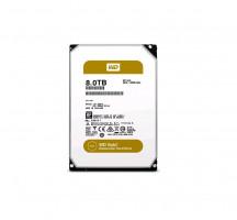 HDD 8TB WD8002FRYZ Gold 128MB SATAIII 7200rpm 5RZ