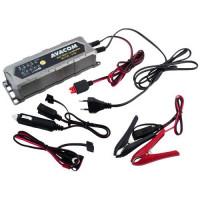 Automatická nabíječka AVACOM 6V/12V 4,5A pro olověné AGM/GEL akumulátory