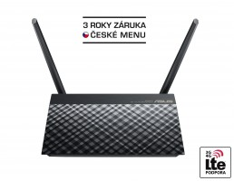 ASUS RT-AC750, Wireless-AC750 Dual-Band Router