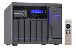 QNAP TVS-882-i3-8G (3,7G/8GB RAM/8xSATA)