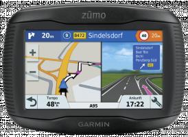 """Garmin Zümo 345 CE Lifetime - 20 států EU/4,3""""LCD/BT"""
