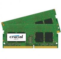 SO-DIMM sada 16GB DDR4 - 2400 MHz Crucial CL17 SR x8, 2x8GB