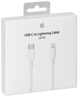Apple Lightning to USB-C kabel