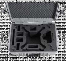 B&W Copter Case Type 6700/G grey s DJI Phantom 4 Inlay