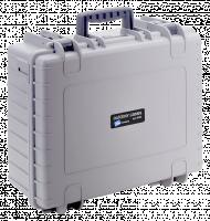 B&W Copter Case Type 6000/G grey s DJI Phantom 4 Inlay