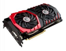 MSI GeForce GTX 1070 GAMING X 8G / PCI-E / 8192MB GDDR5 / HDMI / DP / DVI / VR Ready