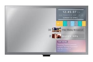 """55"""" LED Samsung ML55E-FHD,250cd, zrcadlo"""