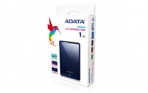"ADATA external HDD HV620S 1TB 2,5"" USB3.0 - blue"