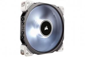 Corsair Air Series ML140 PRO Magnetic Levitation Fan, LED white, 140mm