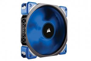 Corsair Air Series ML120 Magnetic Levitation Fan, LED blue, 120mm
