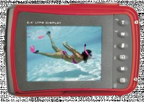 Easypix Aquapix W1024 Splash red