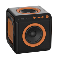 Allocacoc AudioCube black