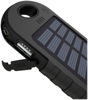 Gopole Solar Power Bank 5000 mAh