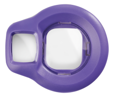Fujifilm Instax Mini 8 selfie lens - grape